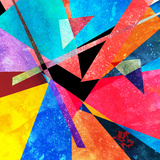 Colorful Abstract Background Affischer av  tanor27