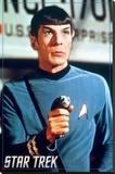 Star Trek- Spock Lærredstryk på blindramme