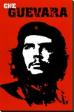 Che Guevara Stretched Canvas Print