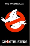 Ghostbusters Stretched Canvas Print