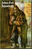 Jethro Tull - Aqualung Lærredstryk på blindramme
