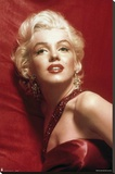 Marilyn Monroe Stretched Canvas Print