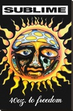 Sublime- 40 Oz. To Freedom Stretched Canvas Print