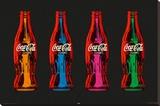 Coca-Cola Płótno naciągnięte na blejtram - reprodukcja