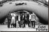 Odd Future- Warped World Stretched Canvas Print