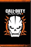 Call Of Duty Black Ops 3 Skull Stampa su tela