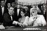 James Bond, Bayan Şans - Şasili Gerilmiş Tuvale Reprodüksiyon