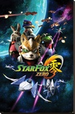 Star Fox Zero- Ready For Action Stretched Canvas Print