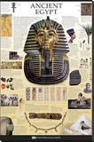 Ancient Egypt Dorling Kindersley Educational Poster Print Stretched Canvas Print