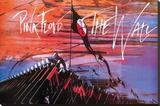 Pink Floyd- The Wall Hammers - Şasili Gerilmiş Tuvale Reprodüksiyon