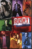 Rent Stretched Canvas Print