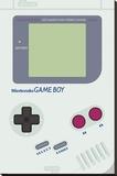 Nintendo- Gameboy Original Stampa su tela