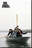 Arctic Monkeys - Şasili Gerilmiş Tuvale Reprodüksiyon