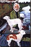 Goodfellas Painting From Movie Pingotettu canvasvedos