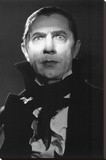 Mark of the Vampire - Dracula (Bela Lugosi) Stretched Canvas Print