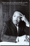 Martin Luther King Jr. Stretched Canvas Print