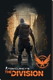 The Division- Shd On The Street Stampa su tela