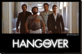 The Hangover Stretched Canvas Print