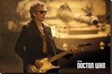 Doctor Who- Cool Solo Lærredstryk på blindramme