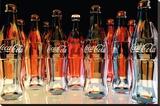 Coca-Cola - red eleven Lærredstryk på blindramme