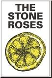 The Stone Roses (Lemon) Reprodukce na plátně