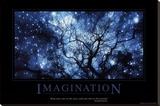 Vorstellungskraft Leinwand