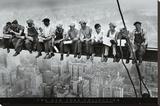 New York Lærredstryk på blindramme