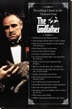 The Godfather Stretched Canvas Print