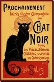 Tournee du Chat Noir, c.1896 Stretched Canvas Print