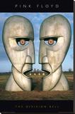 Pink Floyd Division Bell - Şasili Gerilmiş Tuvale Reprodüksiyon