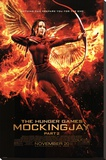 Hunger Games- Mockingjay Part 2 Last Bow Stretched Canvas Print