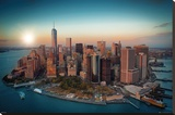 New York Freedom Tower - Manhattan Reproduction sur toile tendue