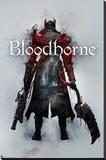 Bloodborne Lærredstryk på blindramme