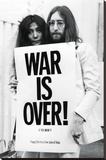 John Lennon - (War is Over) - Şasili Gerilmiş Tuvale Reprodüksiyon