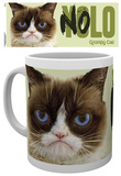 Grumpy Cat Nolo Mug Taza