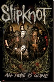 Slipknot Stretched Canvas Print