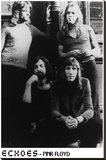 Pink Floyd- Echoes Stretched Canvas Print