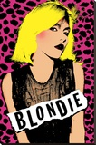Blondie Stretched Canvas Print