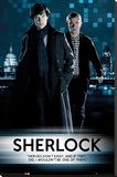 Sherlock - Walking Stretched Canvas Print