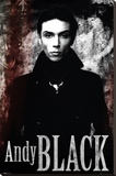 Andy Black- Haunted Wall Stretched Canvas Print