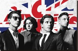 Arctic Monkeys Stretched Canvas Print