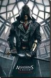 Assassins Creed Syndicate- Big Ben Stampa su tela