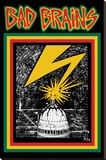 Bad Brains - Capitol Stretched Canvas Print