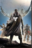 Destiny- Key Art Stretched Canvas Print