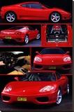 Ferrari 360 Modena Reproduction sur toile tendue