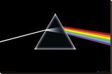 Pink Floyd-Dark Side Lærredstryk på blindramme