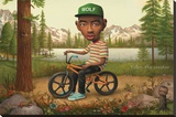 Tyler, The Creator Ofwgkta Stretched Canvas Print