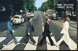 The Beatles - Abbey Road Sträckt kanvastryck