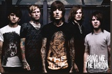 Bring Me The Horizon Stretched Canvas Print