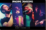 Imagine Dragons Stretched Canvas Print